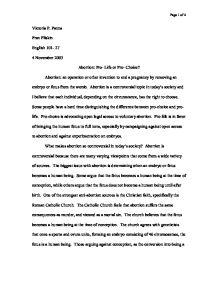 Essays media women